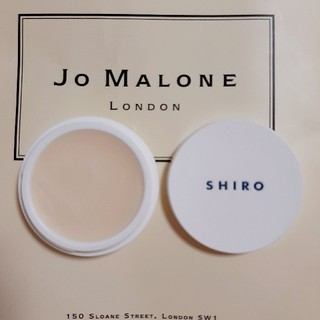 shiro - shiro サボン 練り香水