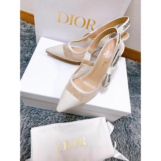 クリスチャンディオール(Christian Dior)のディオールのヒール(サンダル)