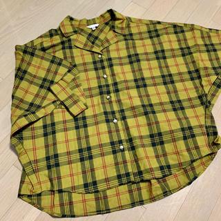 マウジー(moussy)のmoussy ドルマンスリーブシャツ(シャツ/ブラウス(長袖/七分))