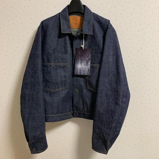 SUNSEA(サンシー)のsunsea 20ss SUNSEA 507(2nd) 新品未使用 メンズのジャケット/アウター(Gジャン/デニムジャケット)の商品写真