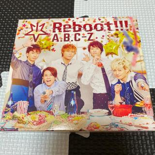 エービーシーズィー(A.B.C.-Z)のsoleil様専用 A.B.C-Z Reboot!!! Anniversary盤(ポップス/ロック(邦楽))
