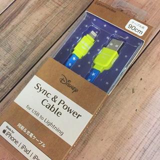 トイストーリー(トイ・ストーリー)のトイストーリー USB Type-C ケーブル データ転送 充電(バッテリー/充電器)