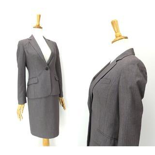 ユナイテッドアローズ(UNITED ARROWS)のGREEN LABEL RELAXING オールシーズン向けスカートスーツ(スーツ)