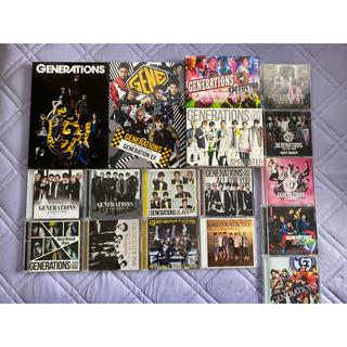 ジェネレーションズ(GENERATIONS)のGENERATIONS CD DVD 等(ミュージック)