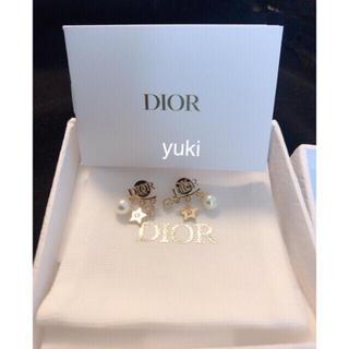 クリスチャンディオール(Christian Dior)のディオールピアス❤️(ピアス)