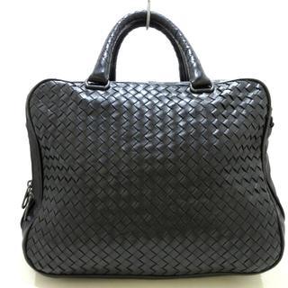 ボッテガヴェネタ(Bottega Veneta)のボッテガヴェネタ ビジネスバッグ - 黒(ビジネスバッグ)
