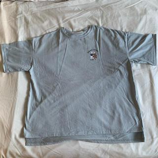 アズノウアズ(AS KNOW AS)のas know as ビッグティシャツ(Tシャツ(半袖/袖なし))
