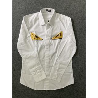 フェンディ(FENDI)のフェンディFENDI ワイシャツ シャツ 長袖 M(シャツ)