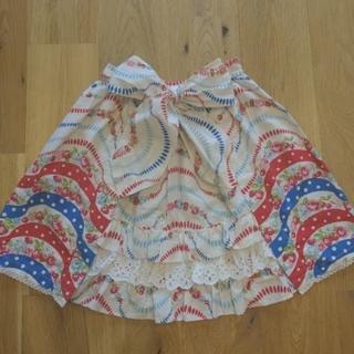 シャーリーテンプル(Shirley Temple)のシャーリーテンプル いちごスカート(スカート)