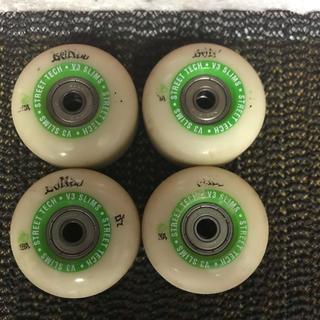 インディペンデント(INDEPENDENT)のBONES ボーンズ 54mm STF V3 SLIMS 99A(スケートボード)