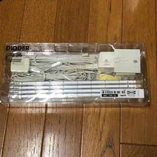 イケア(IKEA)のIKEA  LEDスティックライト4本セット(その他)