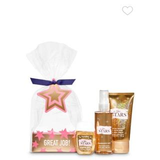 Bath & Body Works - Bath&Body Works Stars  3点 ギフトセット