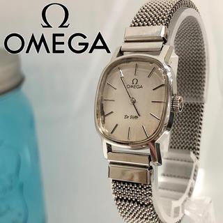 オメガ(OMEGA)のオメガ デビル時計 手巻き レディース腕時計 アンティーク ヴィンテージ 81(腕時計)