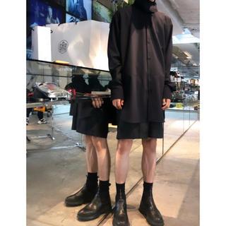 Jil Sander - 最終値下げ jil sander オーバーサイズシャツ ロングシャツ