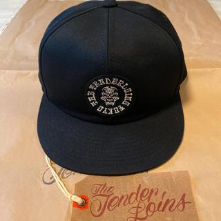 テンダーロイン(TENDERLOIN)の人気品! TENDERLOIN トラッカー キャップ ボルネオスカル BS 黒(キャップ)