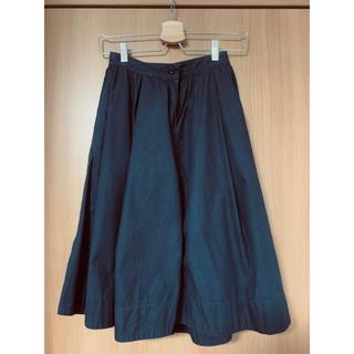 マーガレットハウエル(MARGARET HOWELL)のMHL 膝丈スカート(ひざ丈スカート)
