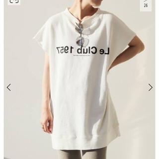 プラージュ(Plage)のPlage【JANE SMITH×CALUX×Plage】SP SWEAT (Tシャツ(半袖/袖なし))