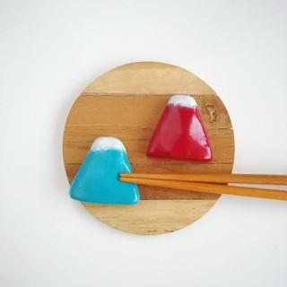 富士山 箸置きセット(テーブル用品)