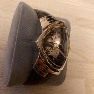 ベンチュラ(VENTURA)の人気品! HAMILTON ベンチュラ H245150 オートマチック ブラウン(腕時計(アナログ))