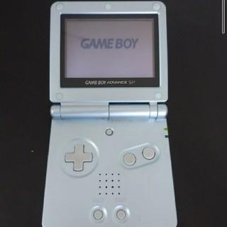 ゲームボーイアドバンス(ゲームボーイアドバンス)のGBA ゲームボーイアドバンスSP 本体 パールグリーン トイザらスオリジナル(携帯用ゲーム機本体)