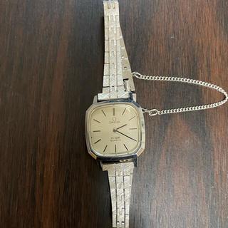 オメガ(OMEGA)のOMEGA Deville オメガ デビル激安 アンティーク腕時計/レディース(腕時計)