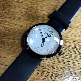 フェンディ(FENDI)のFENDI BUSSOLA ブースラ 8010G 腕時計(腕時計)