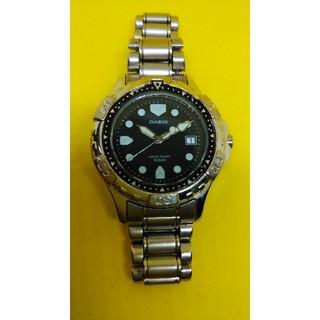 カシオ(CASIO)の希少CASIO ダイバー MD-520 マレーシア製造(腕時計(アナログ))