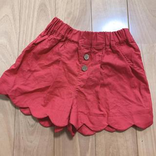 ニシマツヤ(西松屋)のショートパンツ キュロット スカート 80cm(スカート)