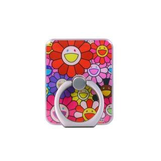 村上隆スマホFlower Smartphone RingMulti color(その他)