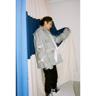 sacai - 【半額以下】sacai 19aw ベルテッドコート