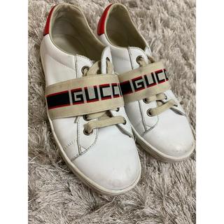 グッチ(Gucci)のGUCCI♡スニーカー(スニーカー)