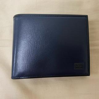 ポーター(PORTER)のpoter plume wallet 財布(折り財布)
