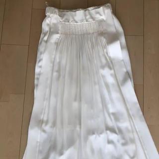 ヌメロヴェントゥーノ(N°21)のヌメロ N21 ロングスカート(ロングスカート)