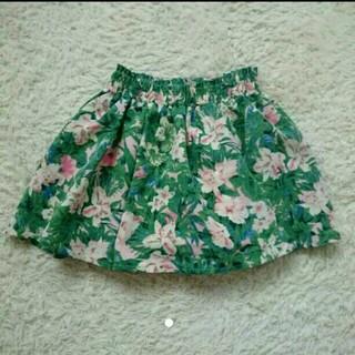 ジーユー(GU)の110cmキュロットスカート♡(スカート)