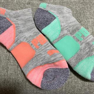 プーマ(PUMA)の靴下2足 レディース プーマ コストコ(ソックス)