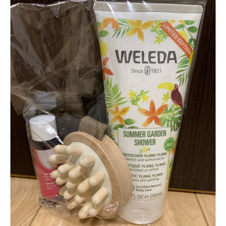 ヴェレダ(WELEDA)のヴェレダ/クリーミーボディウォッシュ/化粧水/ボディブラシ(その他)