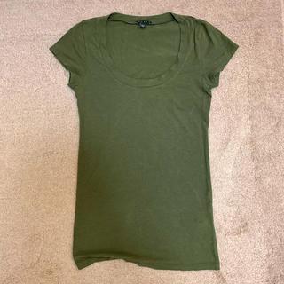 セオリー(theory)のセオリー コットン  半袖 シャツ ストレッチ S/P(Tシャツ(半袖/袖なし))