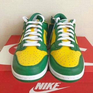 ナイキ(NIKE)の26.5cm Nike SB Dunk low Brazil (スニーカー)