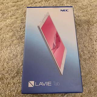 エヌイーシー(NEC)のNEC タブレット(タブレット)