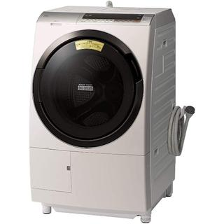 日立 - 【設置・無料サービス】日立 ドラム式洗濯乾燥機 ビッグドラム 洗濯11kg 右開