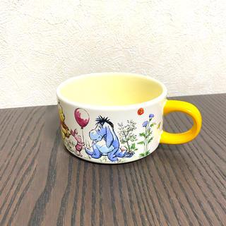 アフタヌーンティー(AfternoonTea)のAfternoon Tea×ディズニー プーさん スープマグ(食器)