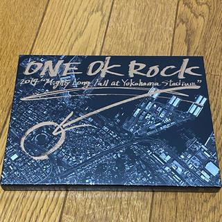 ワンオクロック(ONE OK ROCK)のONE OK ROCK in YOKOHAMA  DVD(ポップス/ロック(邦楽))