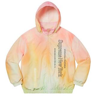 シュプリーム(Supreme)のsupreme 2020fw side logo track jacket M(ナイロンジャケット)