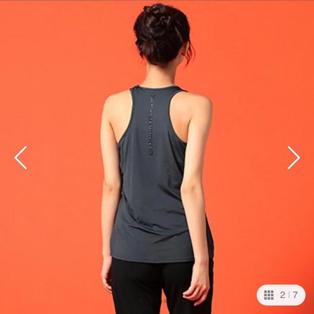 Calvin Klein(カルバンクライン)のCalvin Klein performance グラフィックプリントタンク レディースのトップス(タンクトップ)の商品写真