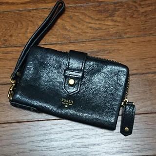 フォッシル(FOSSIL)のFOSSIL  二つ折り財布(財布)
