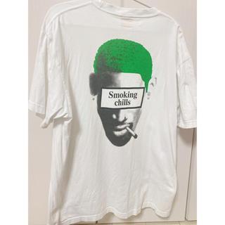 エクストララージ(XLARGE)のfr2 スモーキングキルズ ロッドマン(Tシャツ/カットソー(半袖/袖なし))