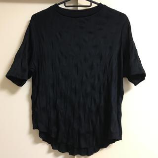 ヘザー(heather)の☆Heather☆クリンクルリブカットプルオーバー(Tシャツ(半袖/袖なし))