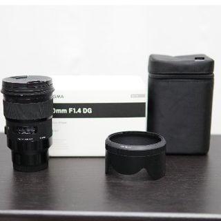 SIGMA - SIGMA 50mm F1.4 DG HSM Art ソニーEマウント SIGM