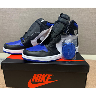 ナイキ(NIKE)のNike Air Jordan 1 Retro High Royal Toe(スニーカー)