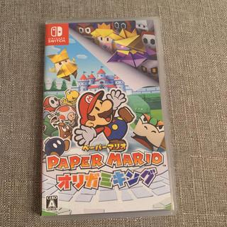 ニンテンドースイッチ(Nintendo Switch)のペーパーマリオ オリガミキング Switch(家庭用ゲームソフト)